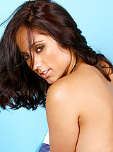 Nubiles Pussy: Erotic reena getting licked on her cute nipples by hunk stud