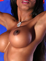 Big.Tits Babes: Hot Babes of Action Girls