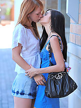 FTV Girls Pics: Tamara and Lacie make out and finger bang