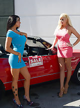 Naughty America Pics: Romi Rain and Summer Brielle
