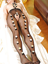 Pantyhose Babes: Abbie Cat, Aleska Diamond, Kitty Cat