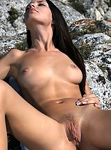 Wet Pussy, Femjoy - Milana C. in I Know You Like It