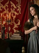 Busty Babe, Game of Thrones Girls Sex Slaves of Kings in the middle ages
