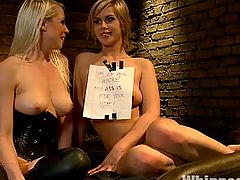 Stunners, 19 Year Old Tramp: I am an anal whore!