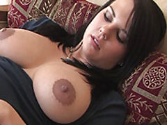 Hot Babes, Julie fucks a big sex toy
