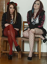 St. Mackenzies Pics: Jessica Rose and Samantha Bentley