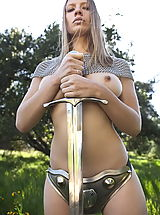 Bare Maidens Pics: WoW nude nevaeh dangerous warrior