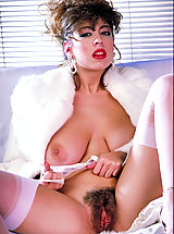 Teen Pussy, First ever release of a stunning photo shoot of this legend of the sex vid screen, Christy Canyon..