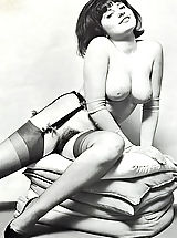 Vintage Babes: Blast from the Past Fantasies