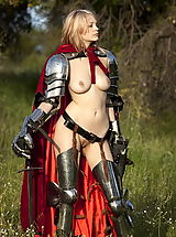 Mature Babe, WoW nude brea knights tale