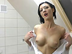 10,Elbow Deep Fisting  PROLAPSE AND SELF ANAL FISTING BUBBLE BATH