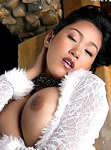 Latina Babe, Asian Women irene fah a4y 03 bigtits hanging lingerie