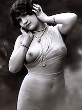 Vintage Babes: Blast from the Past Ladies