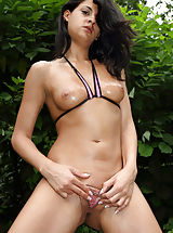 shaved pussy angels, Coco De Mal