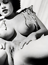 Vintage Babes: Blast from the Past Nymphos