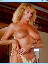 Celebrity Pussy: Sybil Danning