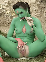 Cunt, WoW nude lyrki green girls