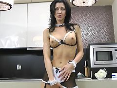 Naked Babes, 7,SEXY MAID Elbow Deep Fisting  HARD FUCK HER ASS WITH BIG PLUG AND PROLAPSE
